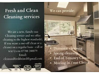 Domestic and office cleaning service