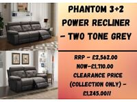 Power Reclining Suite