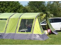 Vango Airbeam AWNING + King Poles (Evoque/Eclipse/Inspire 600, Illusion 800) EXCELLENT CONDITION