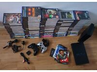 Need Gone Asap: 110+ Games - Mint Ps2 Console -2 Controllers+1 Free Ps2 and more