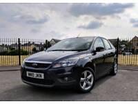 Ford Focus 1.6 Zetec Auto, Grey, Petrol, Warrated Low Mileage