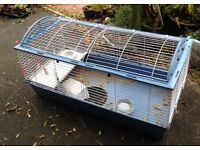 Large Rabbit Hutch / Animal Cage