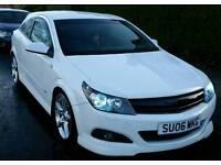 Vauxhall astra 1.9 Cdti xp white may px/swap