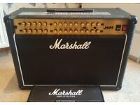 Marshall JVM 410c amplifier for sale. Comes with the footswitch, lead and power cable.
