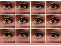 Freshlook colour lense