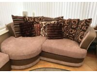 2 Seater Sofa and Love Seat