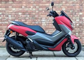 Yamaha Nmax 125cc (17 REG), As New Condition, Only 595 Miles, 19 months Yamaha warranty left!