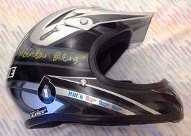 SixSixOne Full Face Comp Cycling Helmet.