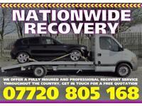 CAR RECOVERY / TRANSPORTATION SERVICE