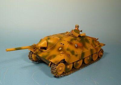 Orig.Lineol (Elastolin) Wehrmacht – Metall – Jagdpanzer Hetzer - für 7cm Figuren