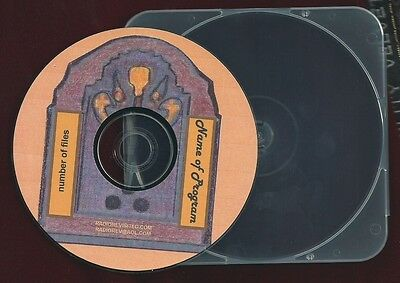 GENE AUTRY'S MELODY RANCH 41 Old Time Western music drama  Radio Shows OTR mp3CD