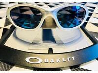 Oakley XX Twenty FMJ Sliver / Ice Blue