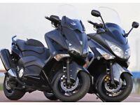 Yamaha Tmax 500 parts and 530 engine