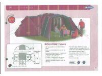 Khyam Rigidome Espace Tent