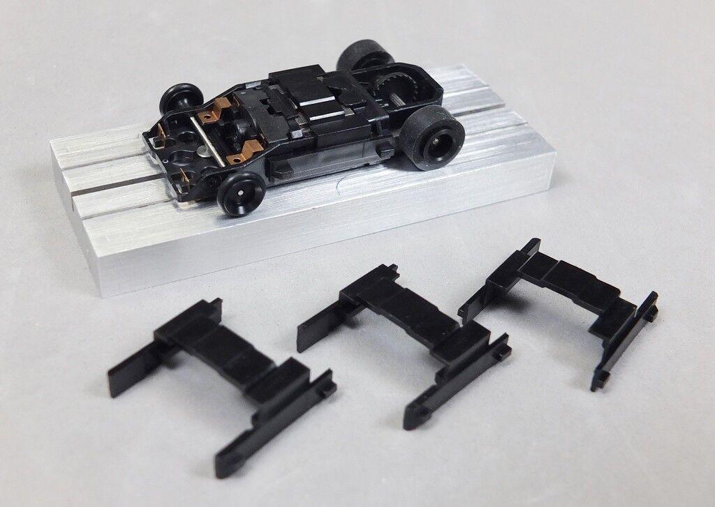 Car Parts - Viper HO Slot Car Parts - Life Like Style Hard Body Clips - 3 each - NEW !!!!