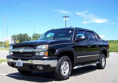 Chevrolet Avalanche 1500 LS 5.3L 4 DOOR CREW CAB SHORT BED SOLID SOUTHERN TRUCK A SHARP CLEAN LOADED LOADED COLD AC BED COVER TOW PKG ALLOYS CRUISE CHEVY HAULER