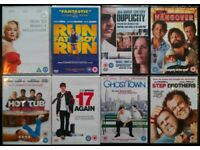 8 New DVDs: Assorted Feature Films (no.2)