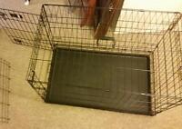 pet cage 60$