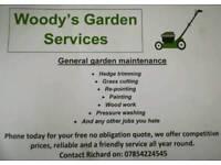 gardener handy man