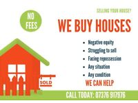 **WE BUY HOUSES IN AND AROUND THE HULL AREA**