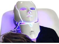 Deep Cleanse Facial and LED Blue or Red light