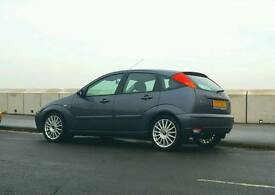 Very low miles Ford Focus ST 170 5dr