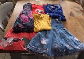 Girls Bundle of lovely clothes Age 9-10 years