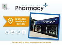Pharmacy Technican-Ealing