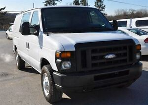 2012 Ford E-250 CERTIFIED & E-TESTED