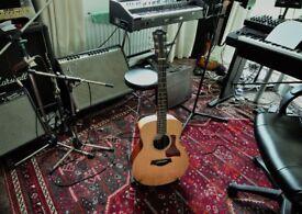 Taylor GS Mini Acoustic guitar + Taylor bag