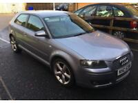 2007 Audi A3 Sport 1.9 tdi.. Excellent condition (not A4, focus, Leon, Jetta, golf)