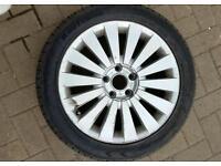 Vw passat alloy wheel