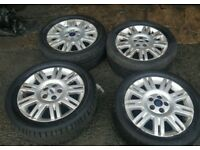VAUXHALL ASTRA ALLOY WHEELS INC TYRE MAY PX ASK 0161 223 4444