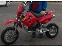 Kids motorbike 2-stroke