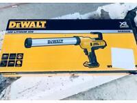 DeWalt caulk gun (Mastik gun or Sausage gun)