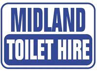Portable Toilet Service Driver