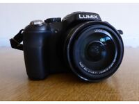 Panasonic Lumix DMC-FZ200 plus many accessories