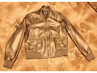 YOUR NEW FAUX LEATHER JACKET - FREE DELIVERY ALL LONDON
