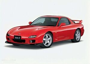 Looking for a Mazda RX-7 93 and up