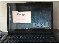 15 inch Dell Inspirion 1545 2GHz 3Gb 250Gb HDD Windows 10 Office laptop notebook