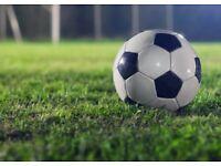 SUNDAY FOOTBALL IN BALHAM TOMORROW. 2 PLAYERS NEEDED. PLAY FOOTBALL IN LONDON. FOOTBALL TEAM