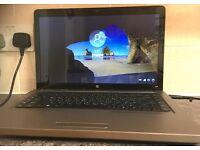 i3 HP G62 Laptop HDMI Windows 10 Office Webcam 4gb ram, 320gb hdd notebook
