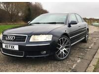 Audi A8 (2004) V8 Diesel Automatic