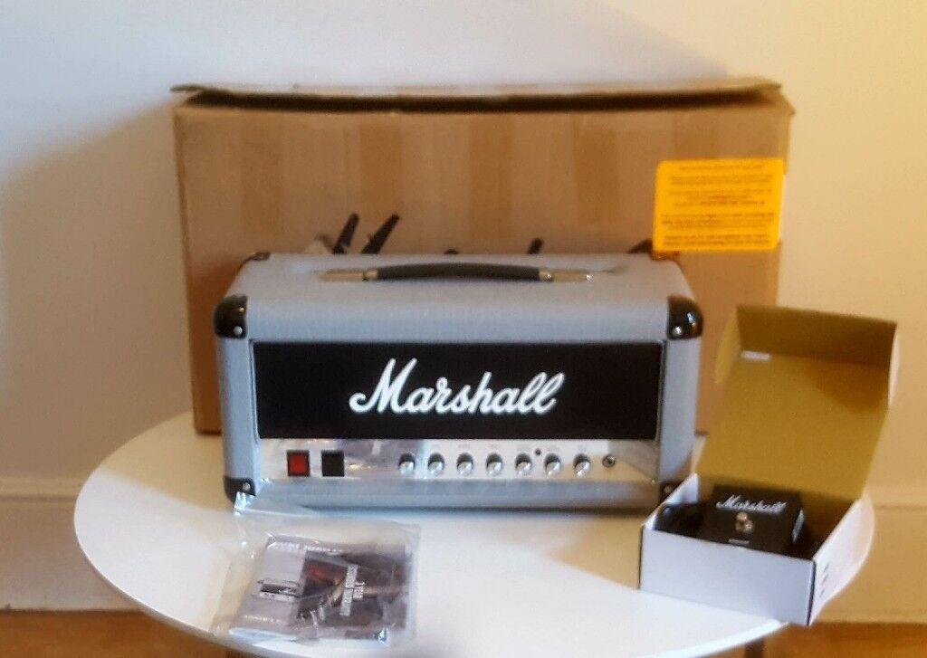 Marshall Mini Silver Jubilee 2525H 20/5 Watt Head