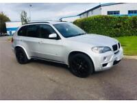 BMW X5 35D 7 SEATER M SPORT twin turbo NOT Q7 DISCOVERY range rover sport vogue 335d 535d x6 a7