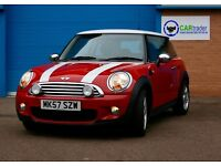 MINI Cooper 1.6 57 with Chili Pack, PAN ROOF, Spotlights, Half Leather FSH