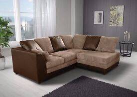 【PAYMENT ON DELIVERY】BYRON SOFAS IMPROVED MODEL WITH FOAM FILLED SEAT CUSHIONS CORNER & 3+2 SEATER