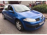 Renault megane 2005 1.6 Automatic 5 Door Hatchback