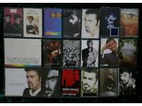 George Michael / Wham! Cassette albums and singles collection. Some VERY RARE!!!