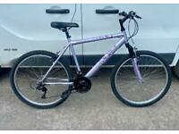 "Ladies mountain bike 20"" frame 26"" wheels £65"